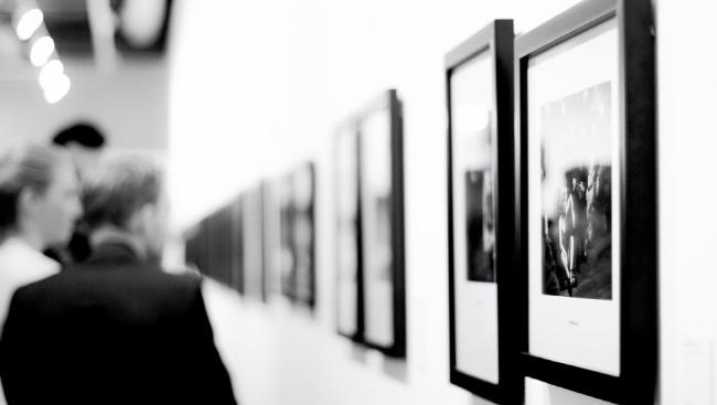 Открытие выставок в МАММ