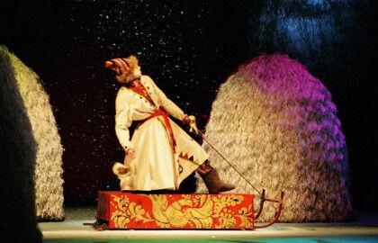 Спектакль «По щучьему веленью»