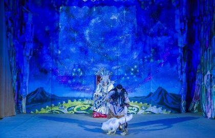 Спектакль «По следам Снежной Королевы»