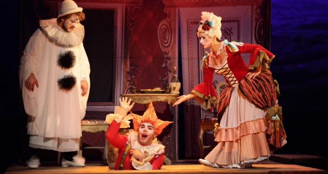 Опера «Паяцы»
