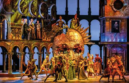 Мюзикл «Ромео VS Джульетта»