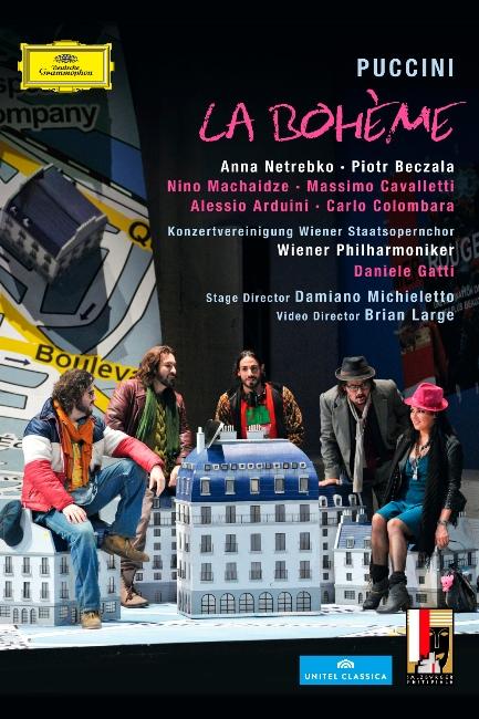 Salzburger Festspiele: Богема