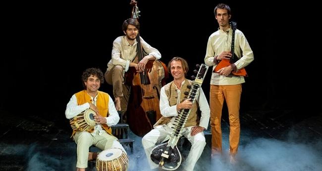 Концерт группы «Раги Ганги» «Ситар & балалайка»