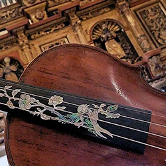 Концерт «Сквозь эпохи: Бах, Вивальди, Пьяццолла»