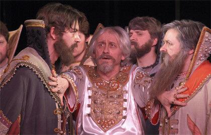 Спектакль «Царь Федор Иоаннович»