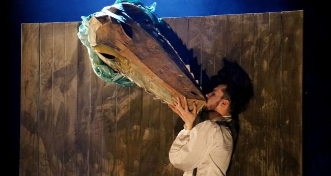 Спектакль «Женщина-змея»