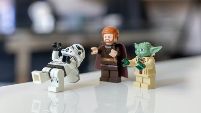 Disney анонсировала специальный эпизод мультфильма LEGO Star Wars