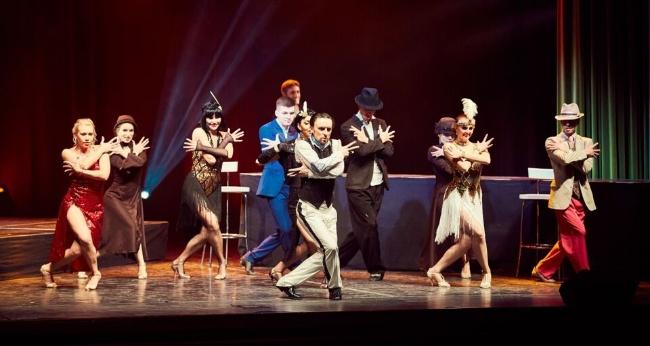 Шоу-спектакль «Tango de mi Vida»