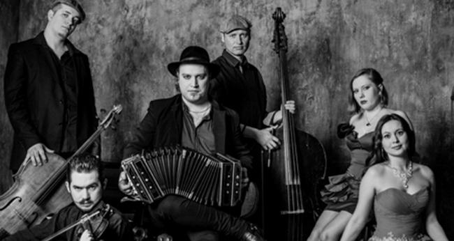 Концерт группы «Tango Orchestra Misterioso»