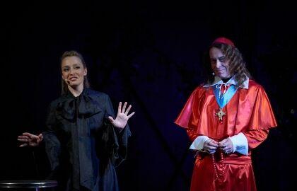 Мюзикл «Три мушкетера»