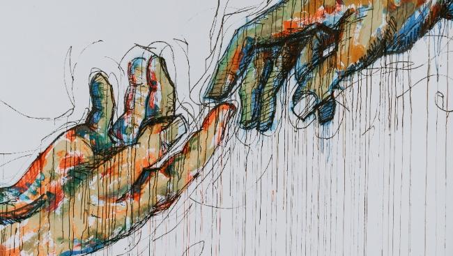 В «Зарядье» откроется шестая выставка современного искусства SOVRISK #напотоке
