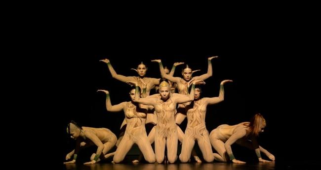 Пластический спектакль «Вечер экспериментального танца 3»