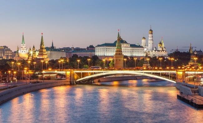 Экскурсия «Вечерняя Москва»