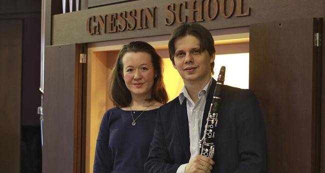 Концерт «Виртуозы органа и кларнета»