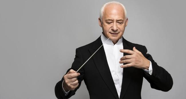 Концерт «Владимир Спиваков приглашает. Хибла Герзмава. НФОР»
