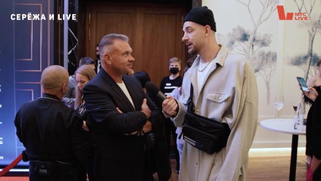 Вышла восьмая серия шоу Сергея Мезенцева и MTC Live «Серёжа и Live»