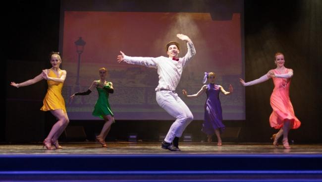 Юбилейный сезон Московского театра мюзикла