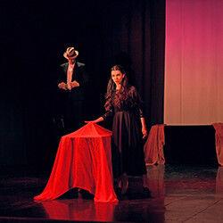 Спектакль «Жизнь в стиле танго»